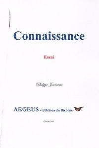Philippe Journeau - Essai sur la connaissance.