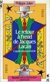 Philippe Julien - Le Retour à Freud de Jacques Lacan - L'application au miroir.
