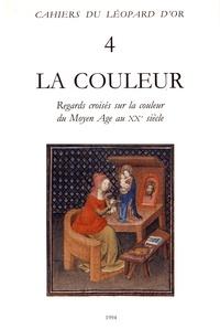 Philippe Junod et Michel Pastoureau - La couleur - Regards croisés sur la couleur du Moyen Age au XXe siècle.