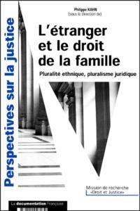 Létranger et le droit de la famille. Pluralité ethnique, pluralisme juridique.pdf