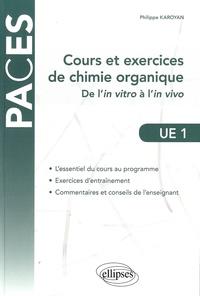 Corridashivernales.be Cours et exercices de chimie organique UE1 - De l'in vitro à l'in vivo Image