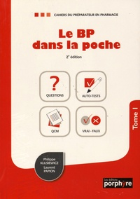 Philippe Klusiewicz et Laurent Papion - Le BP dans la poche - Pack en 2 volumes : Tome 1 et 2.