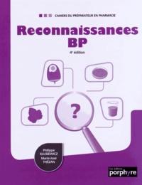 Philippe Klusiewicz et Marie-José Thézan - Reconnaissances BP.