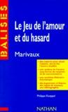 """Philippe Koeppel - """"Le jeu de l'amour et du hasard"""", Marivaux - Des repères pour situer l'auteur, ses écrits, l'oeuvre étudiée."""