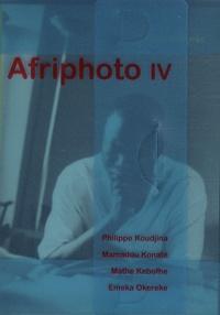 Philippe Koudjina et Mamadou Konaté - Afriphoto IV - Coffret de 4 volumes.