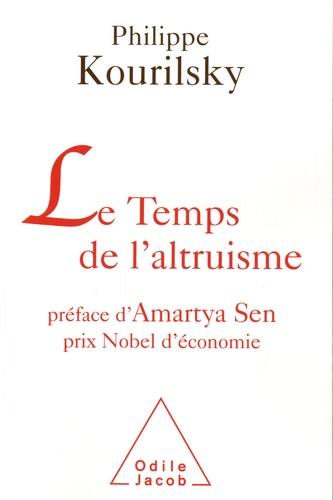 Le Temps de l'altruisme