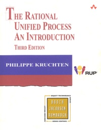 Philippe Krutchen - The Rational Unified Process - An Introduction.