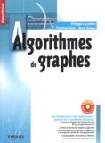 Philippe Lacomme et Christian Prins - Algorithmes de graphes. 1 Cédérom