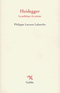 Heidegger. - La politique du poème.pdf