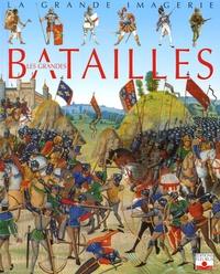 Philippe Lamarque - Les grandes batailles.