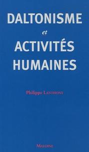 Histoiresdenlire.be Daltonisme et activités humaines Image