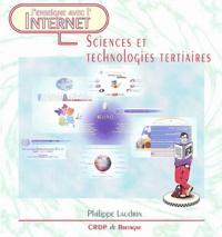 Philippe Laudrin - J'enseigne avec l'Internet en sciences et technologies tertiaires                                                                                                                                                                            avec l'Internet.