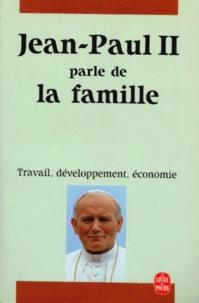 Philippe Laurent et  Jean-Paul II - Jean-Paul II parle de la famille.