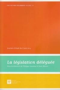 La législation déléguée - Journée détude du 6 juin 2014.pdf