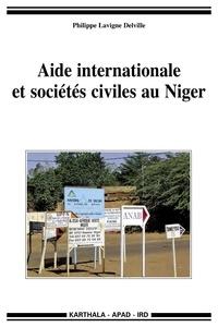 Philippe Lavigne Delville - Aide internationale et sociétés civiles au Niger.