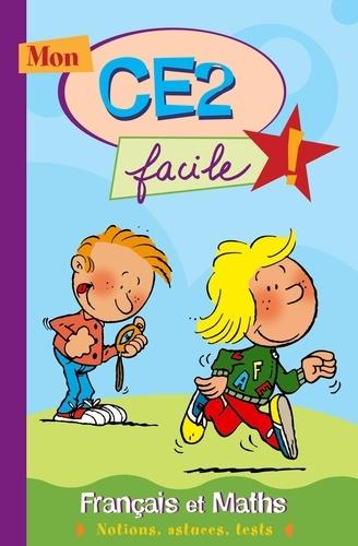 Mon Ce2 Facile Francais Et Maths