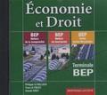 Philippe Le Bolloch - Economie et Droit Tle BEP - CD-ROM.