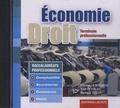Philippe Le Bolloch - Economie et Droit Tle professionnelle - CD-ROM.