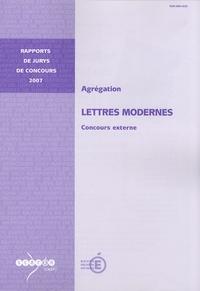 Galabria.be Agrégation Lettres modernes - Concours externe Image