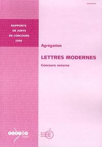 Deedr.fr Agrégation Lettres modernes - Concours externe Image