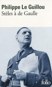 Stèles à de Gaulle - Suivi de Je regarde passer les chimères.pdf
