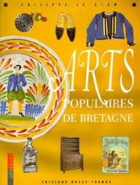 Philippe Le Stum - Arts populaires de Bretagne.