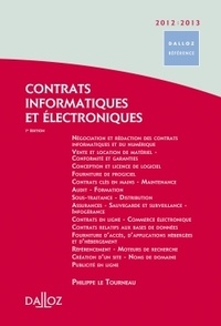 Philippe Le Tourneau - Contrats informatiques et électroniques.