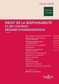 Philippe Le Tourneau - Droit de la responsabilité et des contrats, régimes d'indemnisation.