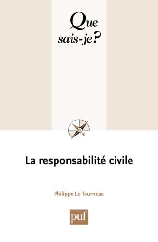 La responsabilité civile