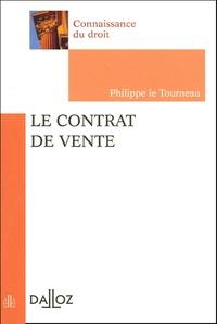 Philippe Le Tourneau - Le contrat de vente.