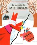 Philippe Lechermeier et Aurélie Guillerey - La légende de saint Nicolas ou La terrible histoire du Grand Saloir.