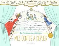 Philippe Lechermeier et Juliette Baily - La princesse au petit pois.