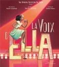 Philippe Lechermeier - La voix d'Ella. 1 CD audio