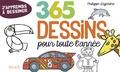 Philippe Legendre - 365 dessins pour toute l'année.