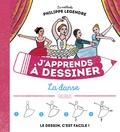 Philippe Legendre - J'apprends à dessiner la danse.