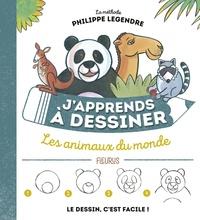 Philippe Legendre - Les animaux du monde.