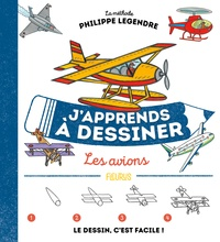 Philippe Legendre - Les avions.