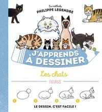 Philippe Legendre - Les chats.