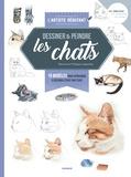 Philippe Legendre et Patricia Legendre - Les chats.