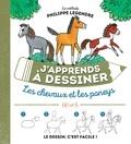 Philippe Legendre - Les chevaux et les poneys.