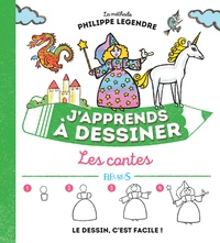 Philippe Legendre - Les contes.
