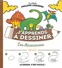 Philippe Legendre - Les dinosaures.