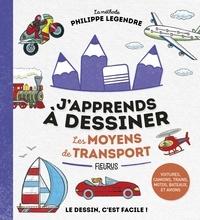 Philippe Legendre - Les moyens de transports.