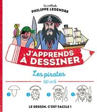 Les pirates - Philippe Legendre |