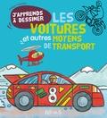 Philippe Legendre - Les voitures et autres moyens de transports.