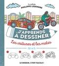 Philippe Legendre - Les voitures et les motos.