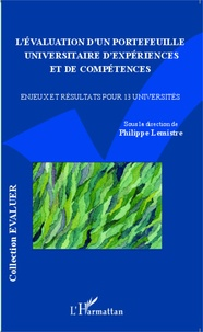 Lévaluation dun portefeuille universitaire dexpériences et de compétences - Enjeux et résultats pour 13 universités.pdf