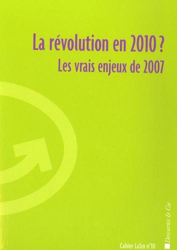 Philippe Lemoine - La révolution en 2010 ? - Les vrais enjeux de 2007. 1 DVD