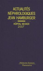 Philippe Lesavre et Tilman-B Drueke - Actualités néphrologiques Jean Hamburger - Hôpital Necker.