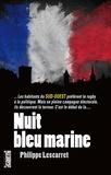 Philippe Lescarret - Nuit bleu marine.